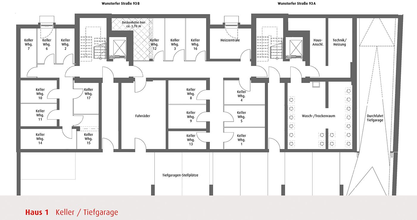 Meravis Wohnungen